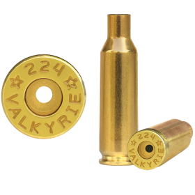 Starline 224 Valkyrie Brass Cases