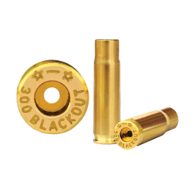 Starline 300 Blackout Brass Cases