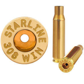 Starline 308 Win Brass Cases