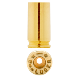 Starline 9mm Luger Brass Cases