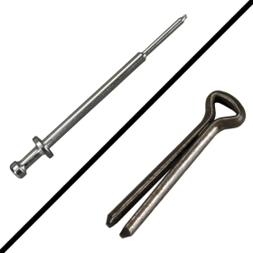 FIRING PIN KIT (FIRING PIN AND RETAINING PIN)