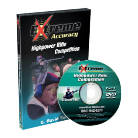 HIGHPOWER RIFLE COMPETITION (2 DVD SET)