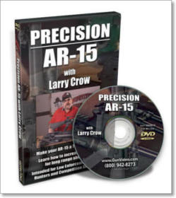 Precision AR-15 with Larry Crow