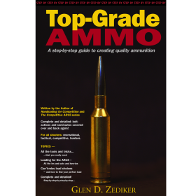 TOP GRADE AMMO BY GLEN ZEDIKER