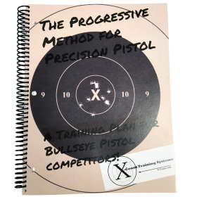 BOOK: PROGRESSIVE METHOD FOR PRECISION PISTOL