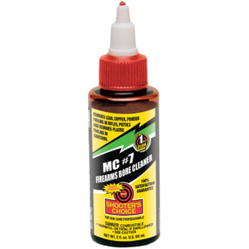 SHOOTER'S CHOICE 2 OZ  MC#7 BORE CLEANER