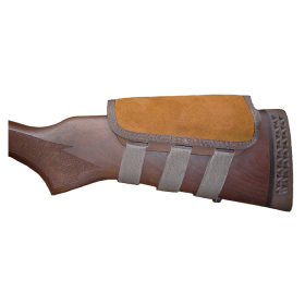 RIFLE/SHOTGUN CHEEKREST (BROWN)