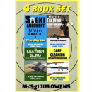 JIM OWENS 4-BOOK SET PRO CD