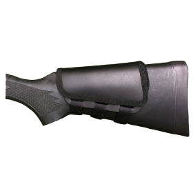 Rifle/Shotgun Cheekrest (Black Tg Leather)