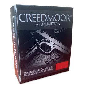 20 Ct .40 S&W 180 Gr HAP Creedmoor Pistol Ammo