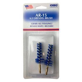 IOSSO AR15 6.5 Grendel Chamber Brush 2PK