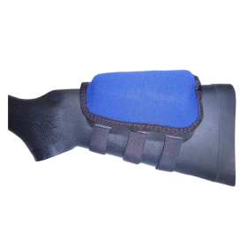 Rifle/Shotgun Cheekrest (Blue)