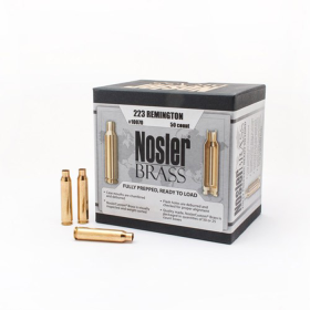 Nosler Brass 223 Remington (50 Ct.)