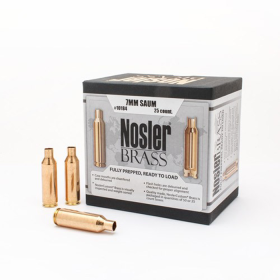 Nosler Brass 7mm Remington Saum (25 Ct)