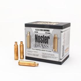 Nosler Brass 6.5-284 Norma (50 Ct)