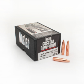 NOSLER 6.5MM 140 GR HPBT BULLETS (1,000 CT)