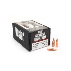 Nosler 22 Cal 69 Gr Hpbt Bullets (250 Ct)