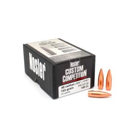 Nosler 30 Cal 155 Gr HPBT Bullets (100 Ct)