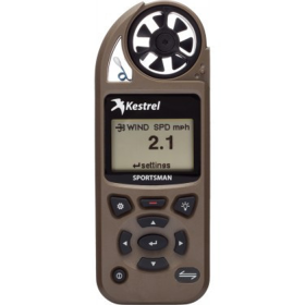 KESTREL SPORTSMAN WEATHER METER W/ APPLIED BALLISTICS