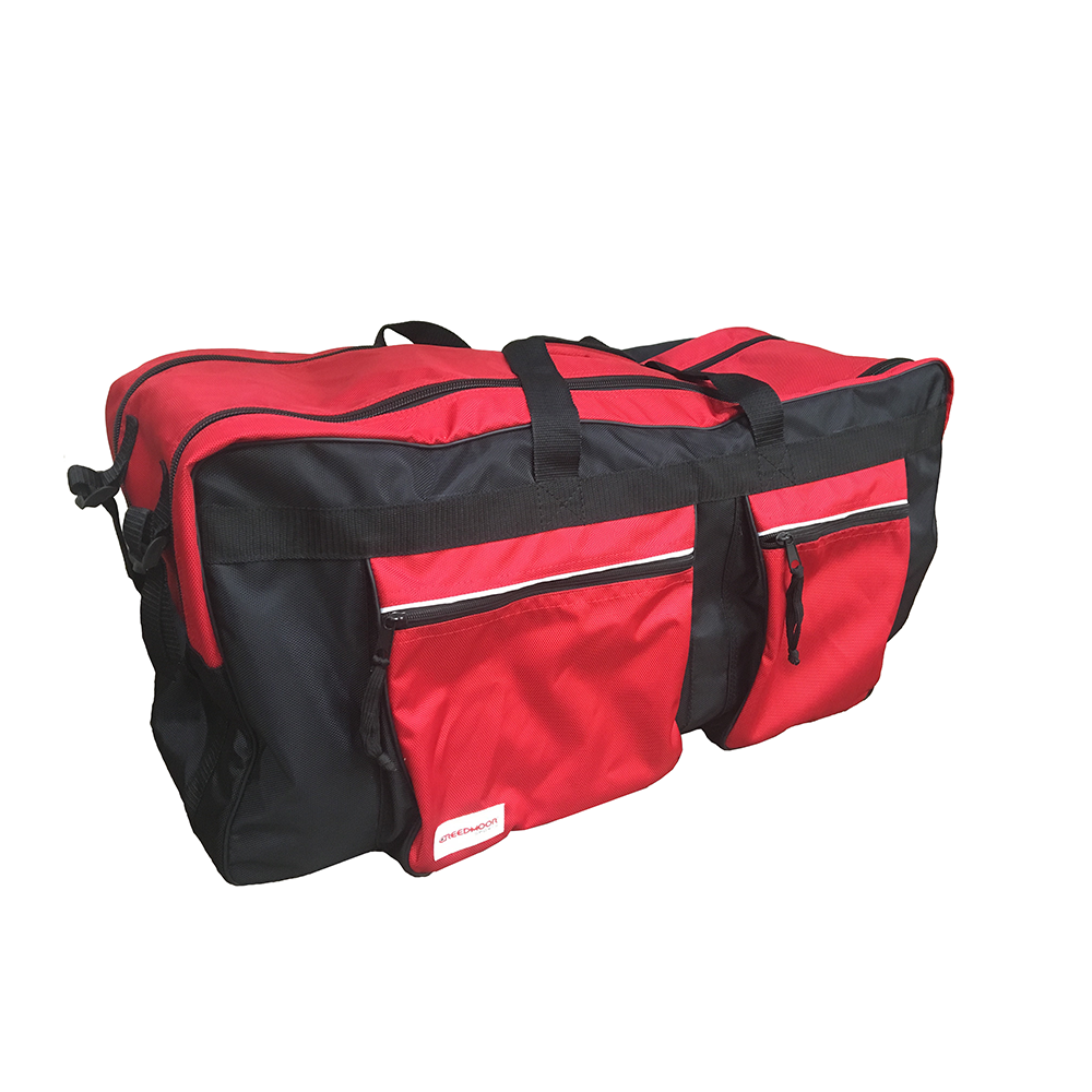 CREEDMOOR RED CARRY BAG