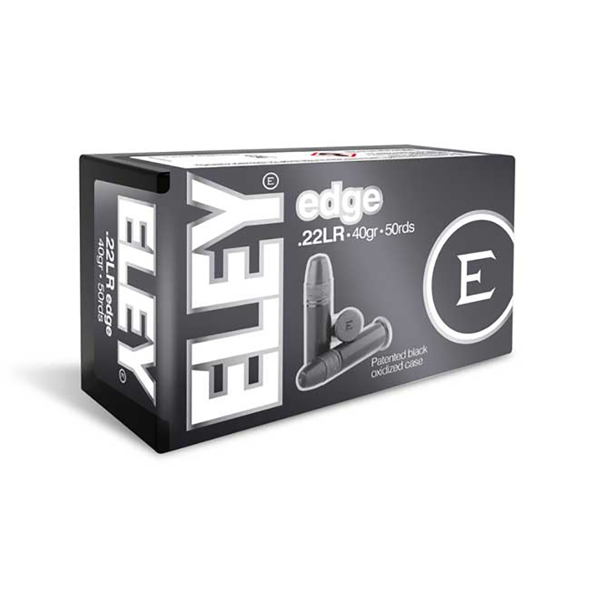 Eley Edge .22 LR Ammunition