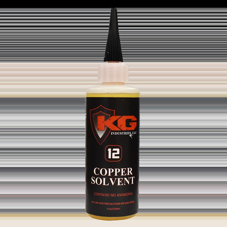 KG-12 4OZ COPPER SOLVENT