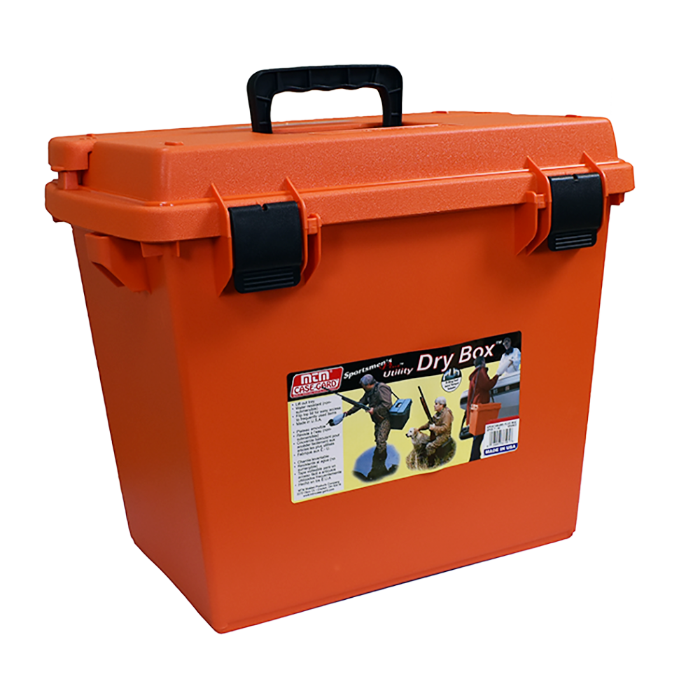 Sportsmen's Plus Utility Dry Box O-ring Sealed 19x13x15.1
