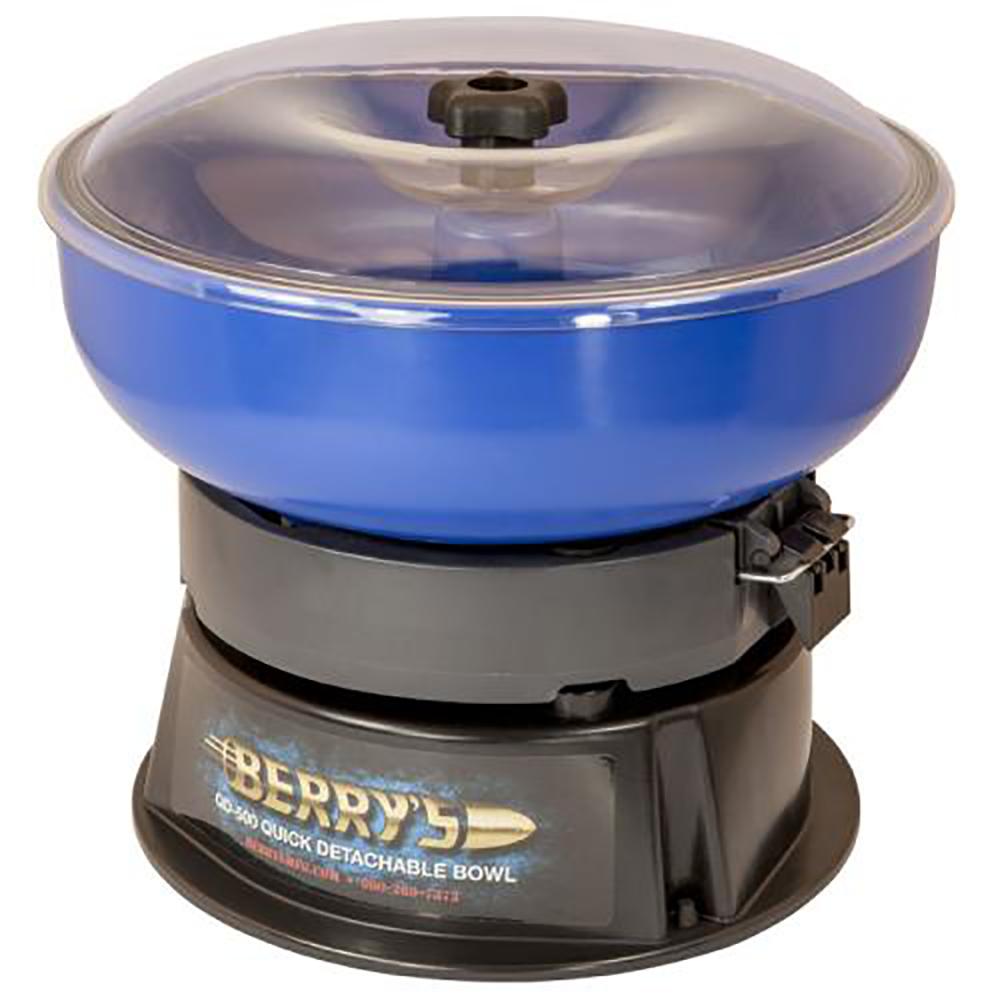 BERRY'S QD-500 VIBRATORY TUMBLER