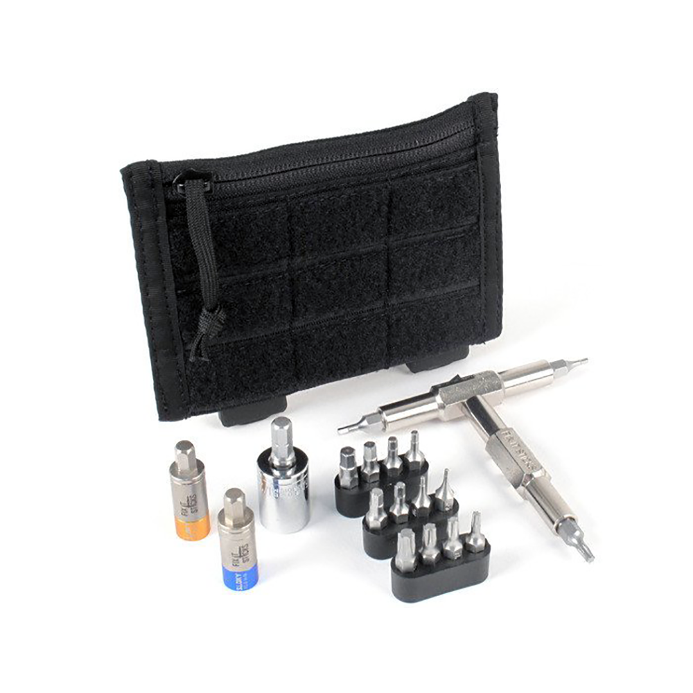 Fix It Sticks Deluxe (45 And 15) Tactical Wrench Set