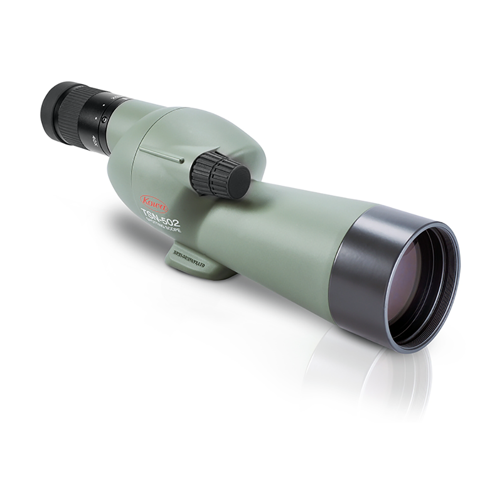 KOWA COMPACT 50 MM STRAIGHT SPOTTING SCOPE