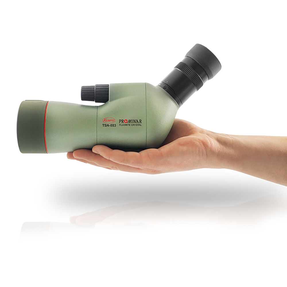 Kowa 55mm Flourite Angled Spotting Scope