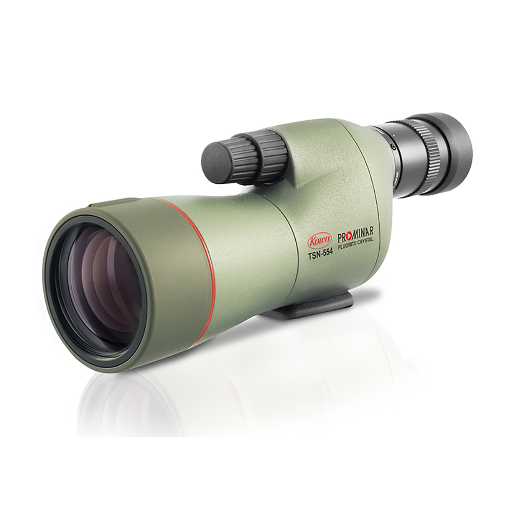 Kowa 55mm Flourite Straight Spotting Scope