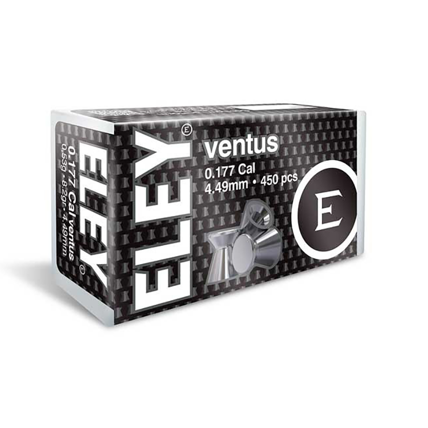 Eley Ventus  Pellets 4.49mm .177
