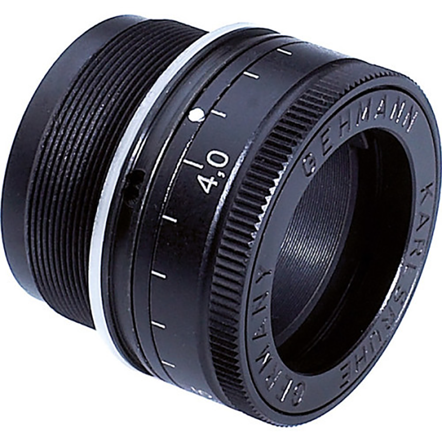 Gehmann 22mm Thread Front Iris 2.4-4.4