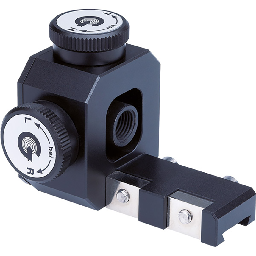 Gehmann Compact Precision Target Rear Sight