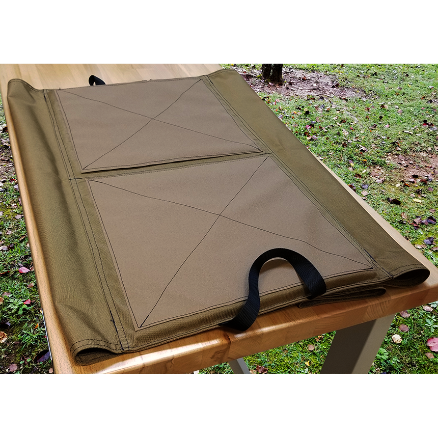 Creedmoor Bench and Field Shooting Mat