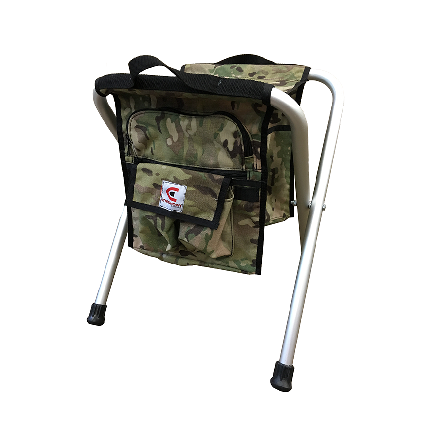 Creedmoor Custom Deluxe Shooting Stool