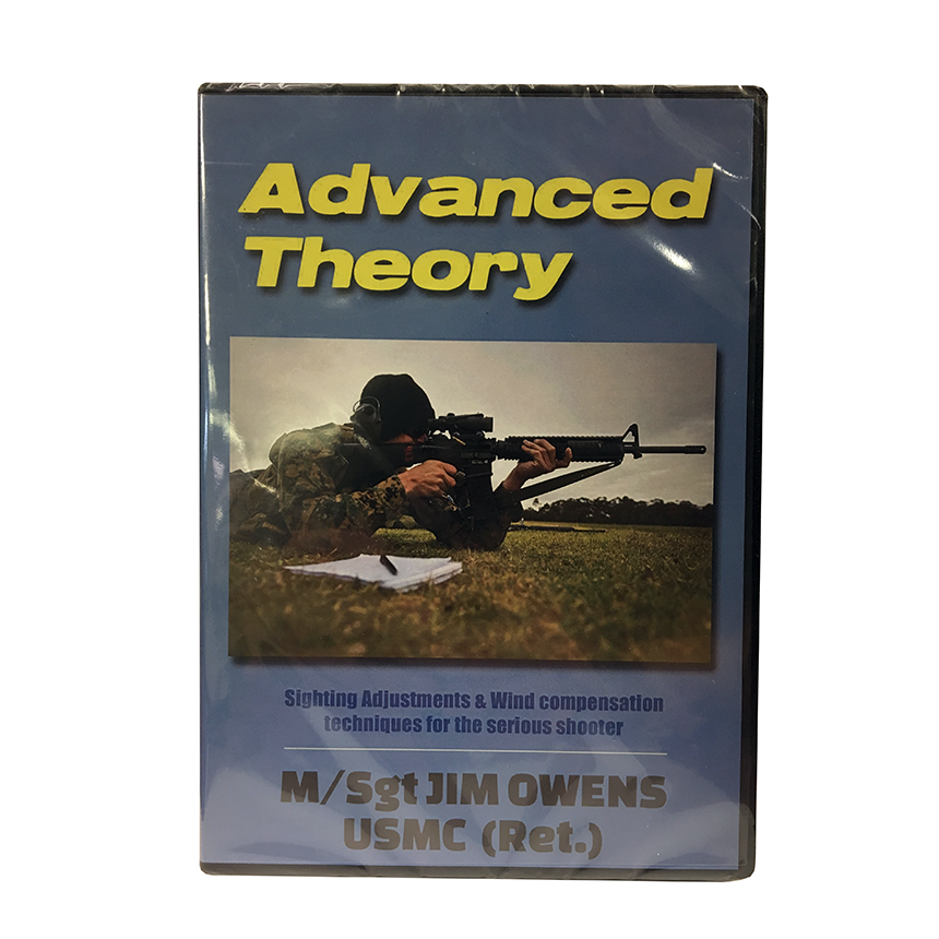JIM OWENS ADVANCED THEORY DVD