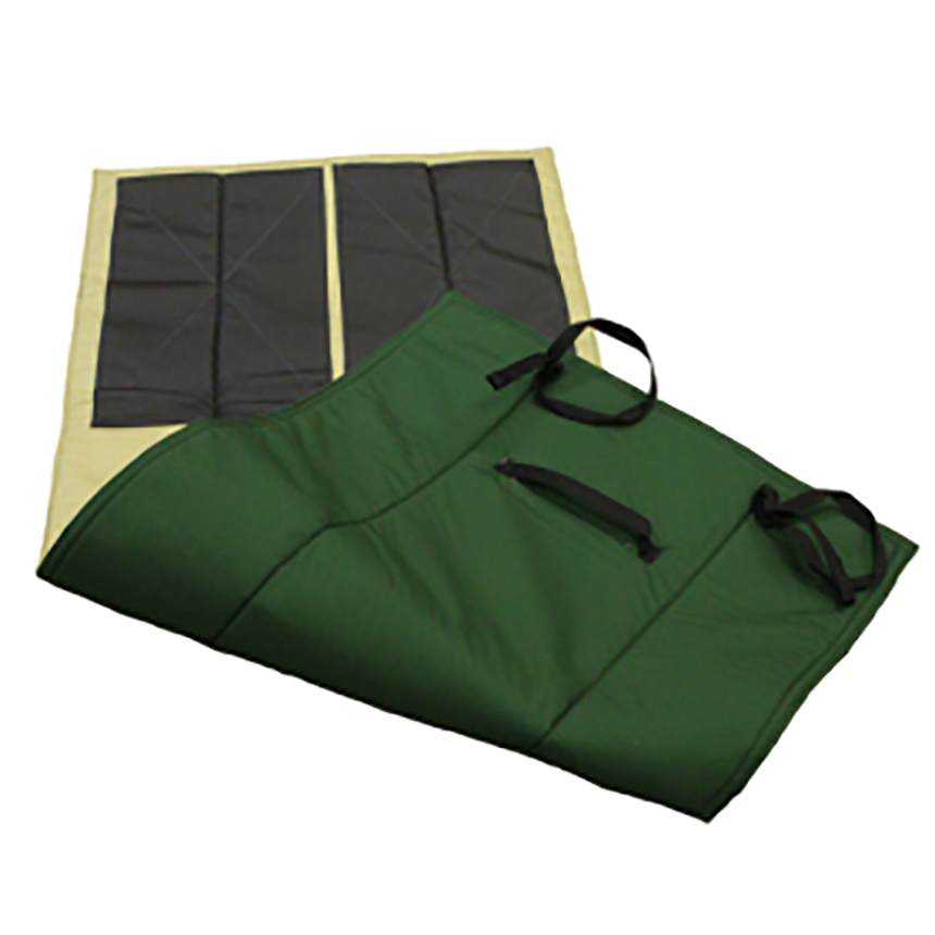 CREEDMOOR DUAL COLOR ROLL UP SHOOTING MAT