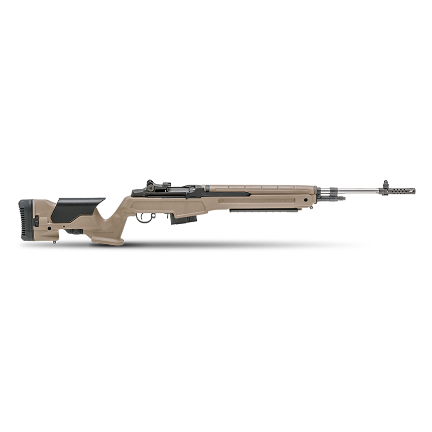 Springfield FDE Precision M1A 6.5 Creedmoor Rifle