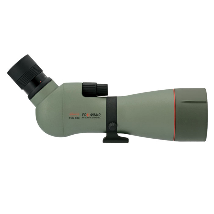 KOWA 883 SCOPE ANGLED BODY FLORITE LENS 88MM