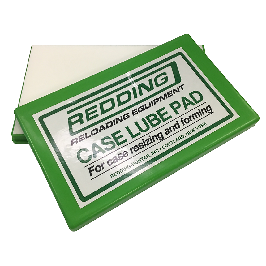 REDDING CASE LUBE PAD