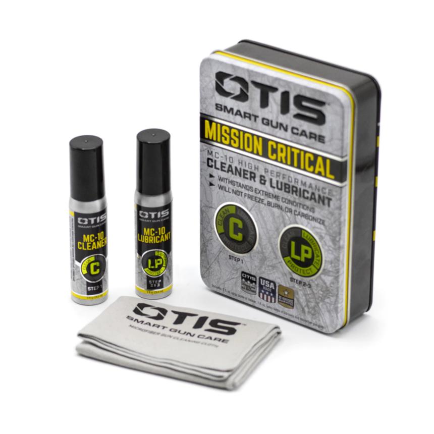 Otis Mission Critical MC-10 High Performance Cleaner Kit