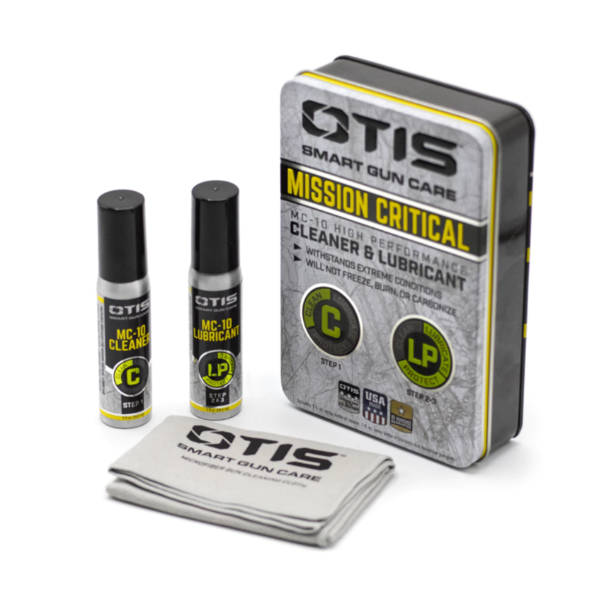 Otis Mission Critical MC-10 High Performance Cleaner Kit