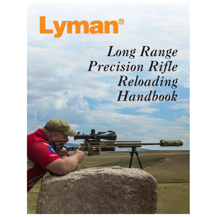 Lyman Long Range Precision Rifle Reloading Handbook