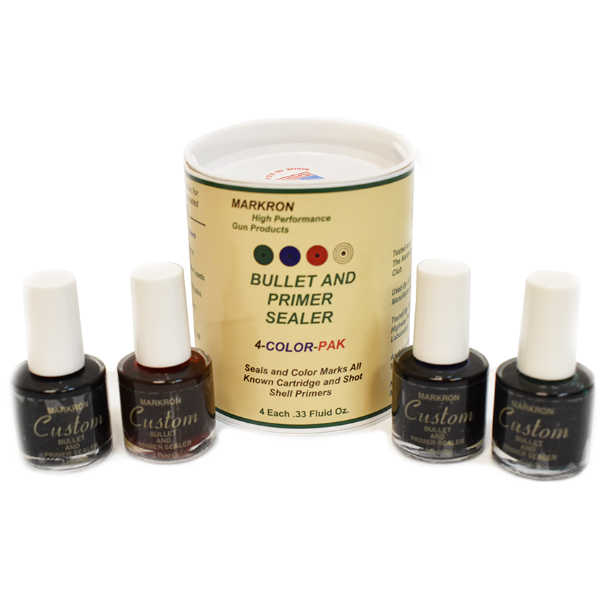 Markron Primer Sealer Color Pack
