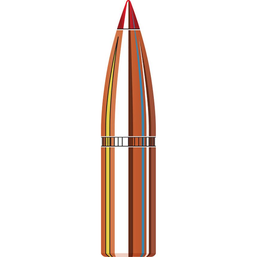 HORNADY BULLET 25 CAL .257 117 GR SST (100 CT)