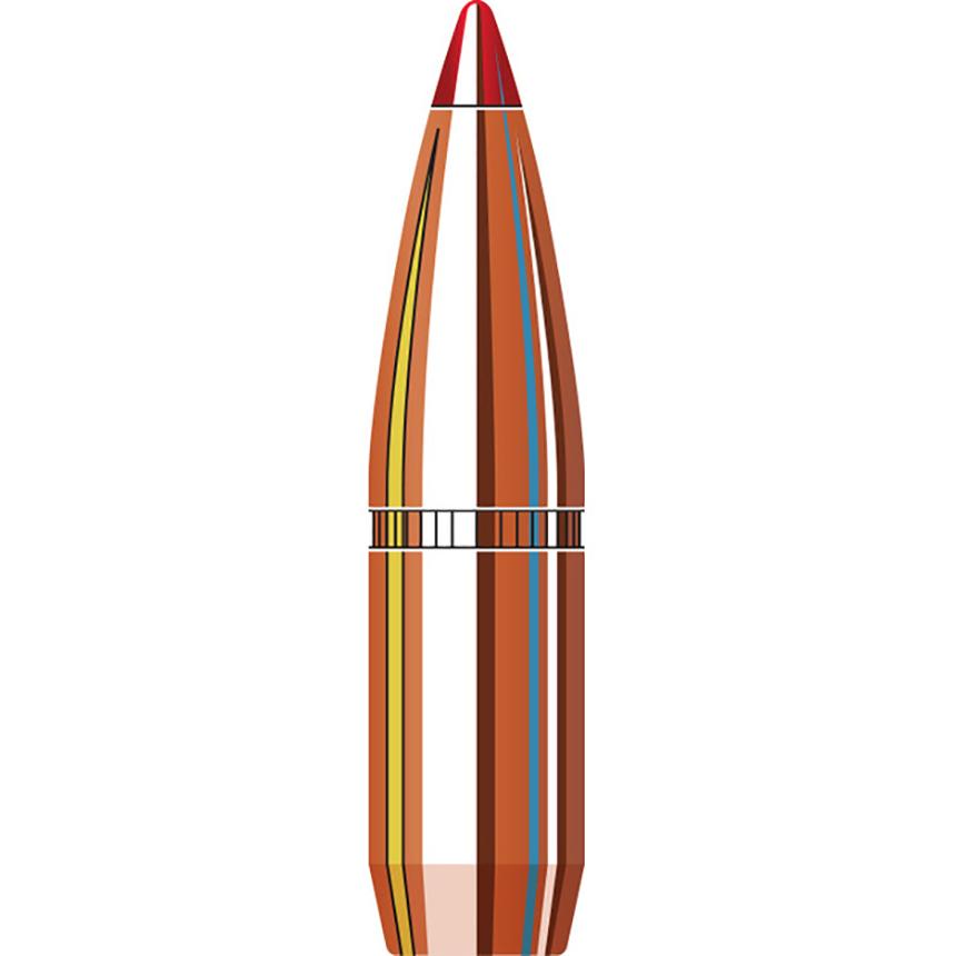 "Hornady Bullet 270-6.8mm .277"" 120 Gr Sst(100 Ct)"