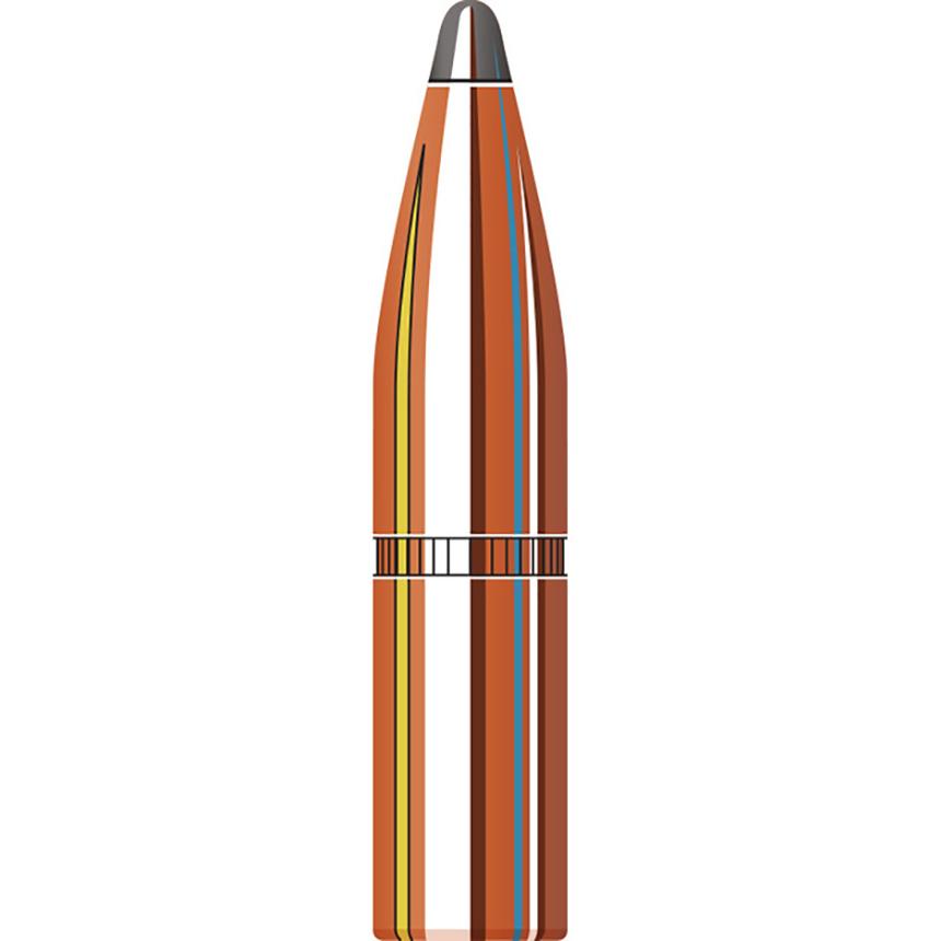 Hornady Bullet 7mm .284 175 Gr Sp (100 Ct)