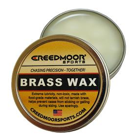 Creedmoor Brass Wax 2 oz